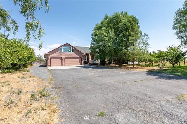 18163 Road B NE, Soap Lake, WA 98851 (#1802353) :: NW Homeseekers