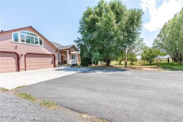 18163 Road B NE, Soap Lake, WA 98851 (#1802357) :: NW Homeseekers