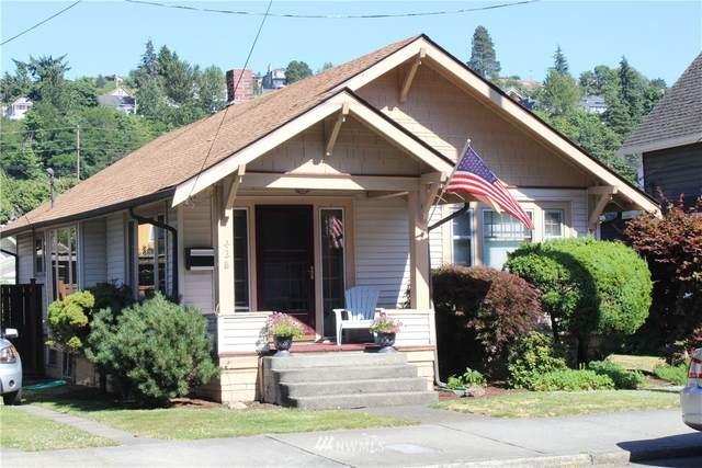 428 Williams Avenue S, Renton, WA 98057 (#1802393) :: Better Properties Real Estate