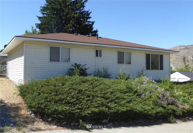 811 Cedar Street, Coulee Dam, WA 99116 (MLS #1802588) :: Nick McLean Real Estate Group