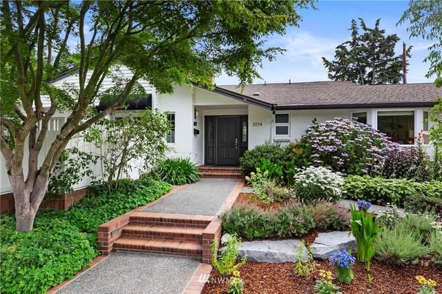 2214 39th Avenue E, Seattle, WA 98112 (#1802636) :: Shook Home Group
