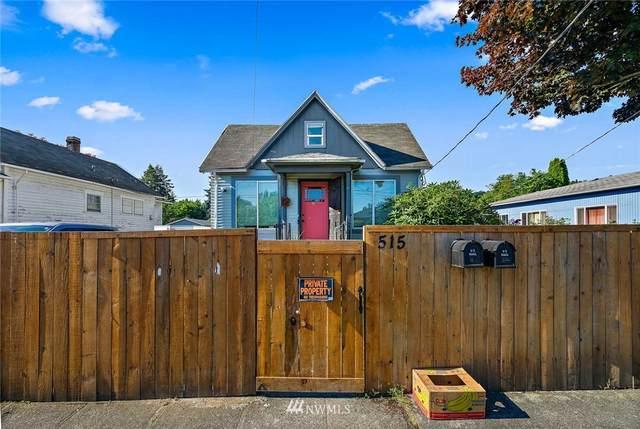 515 S Donovan Street, Seattle, WA 98108 (#1802697) :: Stan Giske