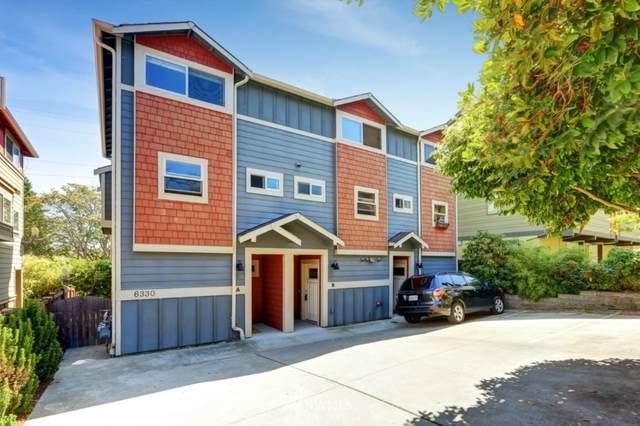 6330 34th Avenue SW A, Seattle, WA 98126 (#1802835) :: Stan Giske
