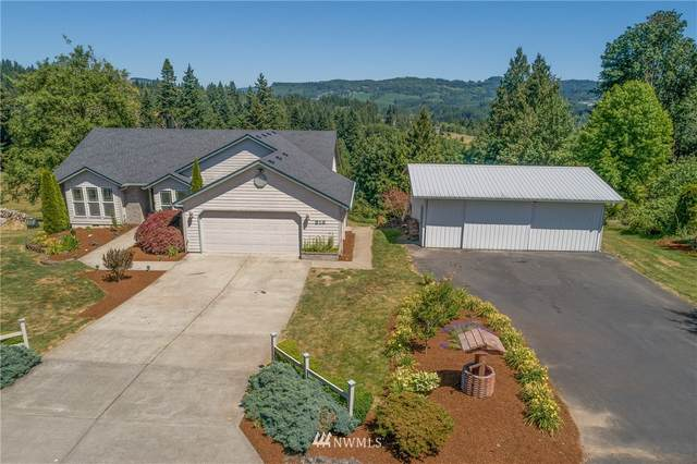 516 N Maple Hill Road, Kelso, WA 98626 (#1802910) :: The Kendra Todd Group at Keller Williams