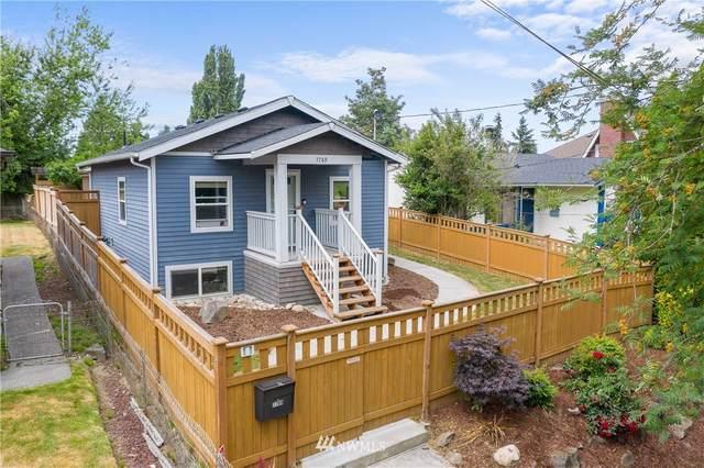 7769 Highland Park Way SW, Seattle, WA 98106 (#1802936) :: Ben Kinney Real Estate Team
