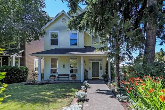 3845 53rd Avenue SW, Seattle, WA 98116 (#1802940) :: Better Properties Real Estate