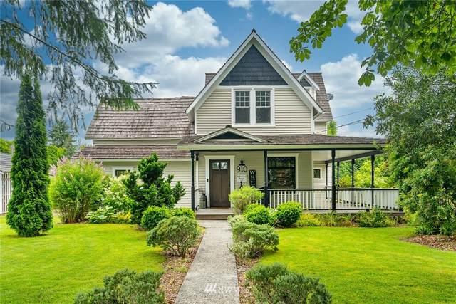 910 13th Street, Snohomish, WA 98290 (#1803134) :: Pickett Street Properties