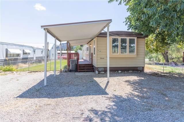 7 F Street, Grand Coulee, WA 99133 (#1803141) :: NW Homeseekers