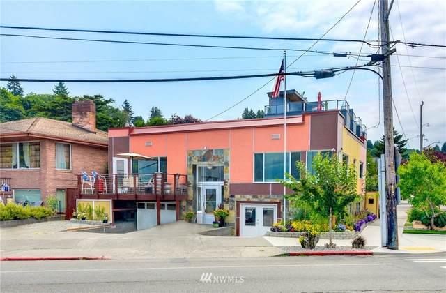 2428 SW Alki Avenue W, Seattle, WA 98116 (#1803327) :: Better Properties Real Estate