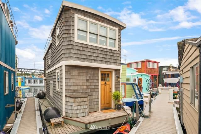 2401 N Northlake Way F-2, Seattle, WA 98103 (#1803397) :: Lucas Pinto Real Estate Group