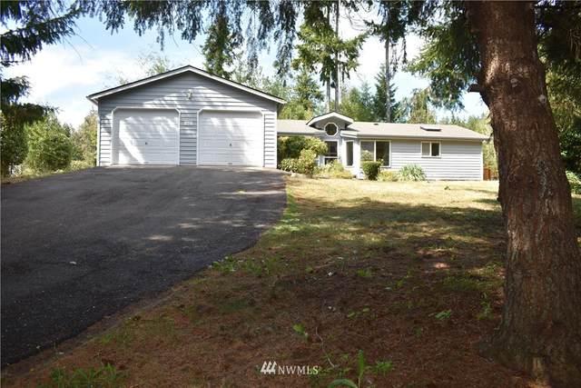 60 E Oakdale Street, Allyn, WA 98524 (#1803592) :: Ben Kinney Real Estate Team