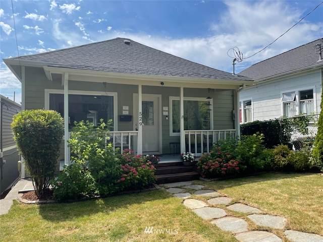 529 29th Avenue S, Seattle, WA 98144 (#1803628) :: Keller Williams Realty