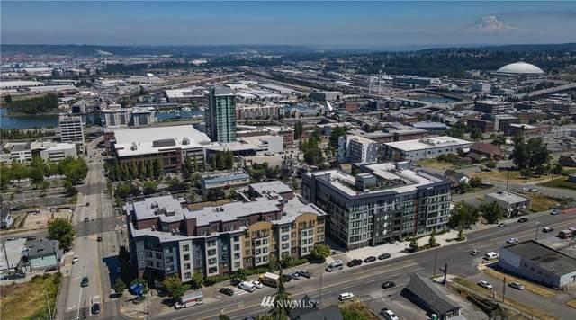 1501 Tacoma Avenue S #404, Tacoma, WA 98402 (#1803839) :: Shook Home Group