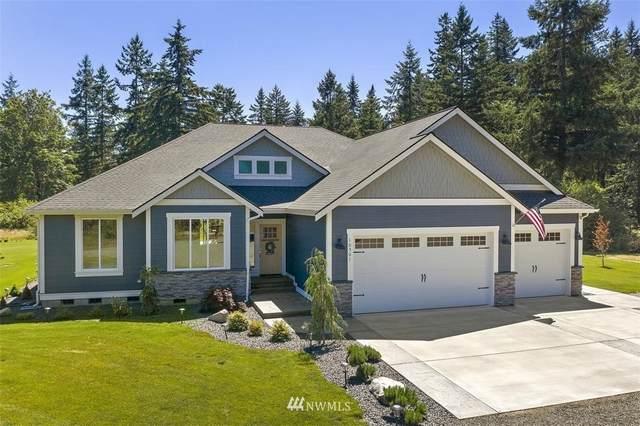 10501 133rd Avenue SE, Rainier, WA 98576 (#1804035) :: NW Homeseekers