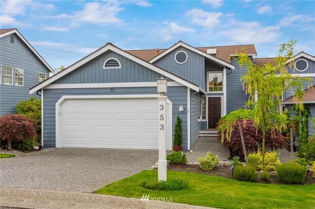 353 122nd Place NE, Bellevue, WA 98005 (#1804345) :: Better Properties Real Estate