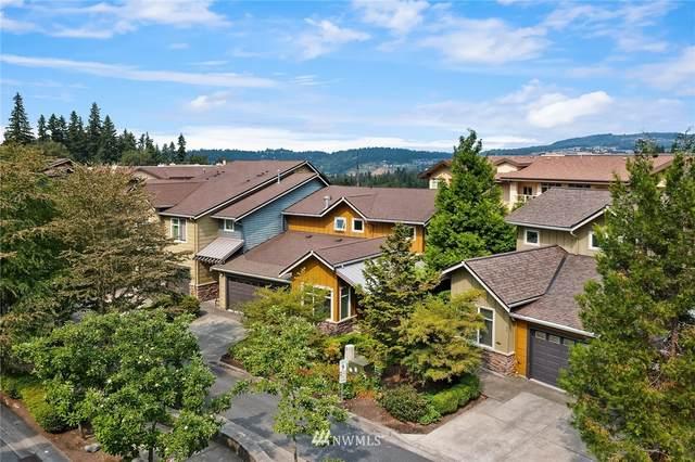 66 Cougar Ridge Road #2201, Issaquah, WA 98027 (#1804367) :: Pickett Street Properties