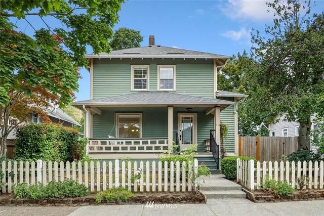 114 W 23rd Street, Vancouver, WA 98660 (#1804390) :: Ben Kinney Real Estate Team