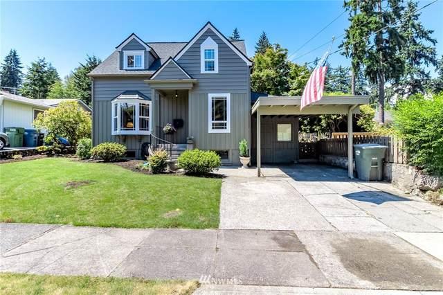 162 Harvard Ave, Fircrest, WA 98466 (#1804417) :: Better Properties Real Estate