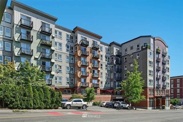 108 5th Avenue S #712, Seattle, WA 98104 (#1804442) :: NextHome South Sound