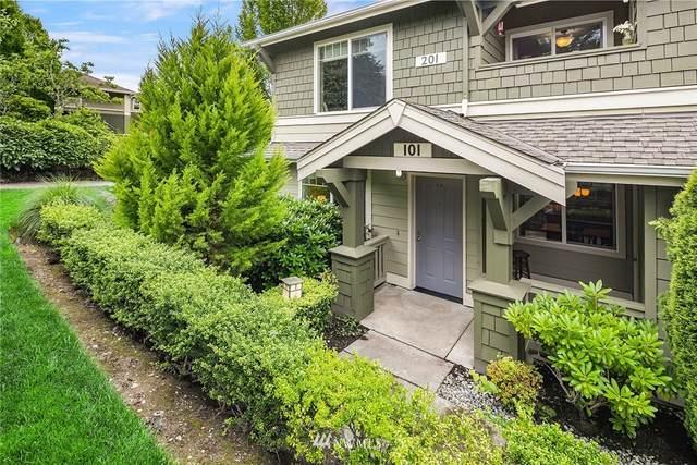 1981 24th Avenue NE 4-101, Issaquah, WA 98029 (#1804545) :: McAuley Homes