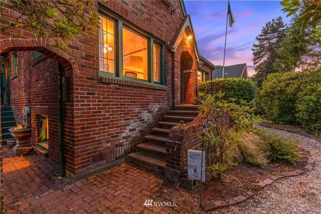 2145 Boyer Avenue E, Seattle, WA 98112 (#1804592) :: McAuley Homes