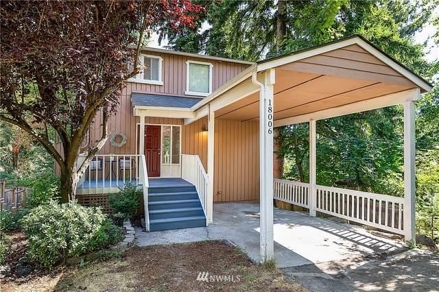 18006 25th Avenue NE, Lake Forest Park, WA 98155 (#1804598) :: McAuley Homes