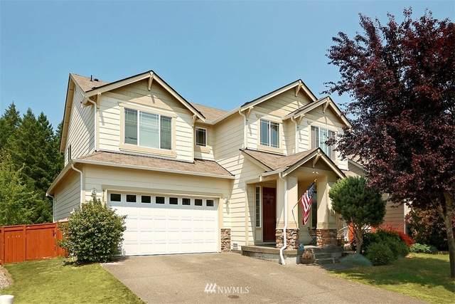 9148 Periwinkle Loop NE, Lacey, WA 98516 (#1804761) :: Pickett Street Properties