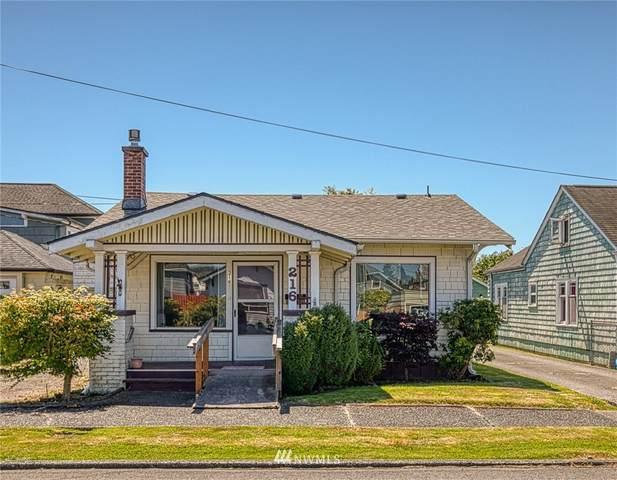 216 N Street, Hoquiam, WA 98550 (#1804781) :: Keller Williams Realty