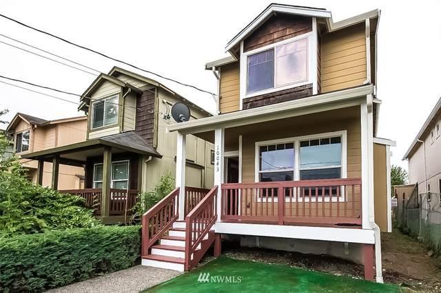 10043 17th Avenue SW, Seattle, WA 98146 (#1804938) :: Urban Seattle Broker