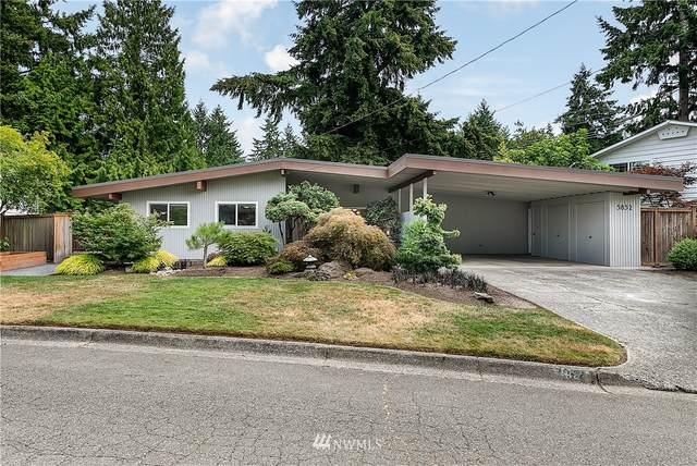5852 129th Avenue SE, Bellevue, WA 98006 (#1805045) :: Better Properties Real Estate
