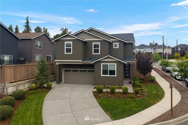 2240 101st Drive SE, Lake Stevens, WA 98258 (#1805178) :: Keller Williams Western Realty