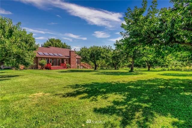 84499 Weis Road, Milton-Freewater, OR 97862 (#1805223) :: Pickett Street Properties