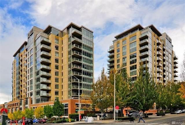910 Lenora Street #404, Seattle, WA 98121 (#1805279) :: Front Street Realty