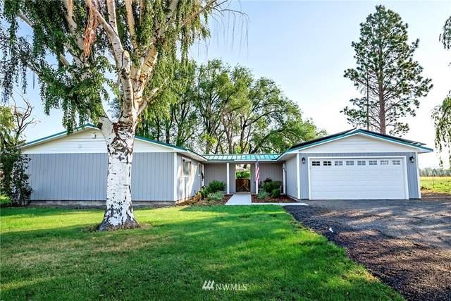 7221 Kittitas Highway, Ellensburg, WA 98926 (MLS #1805280) :: Nick McLean Real Estate Group