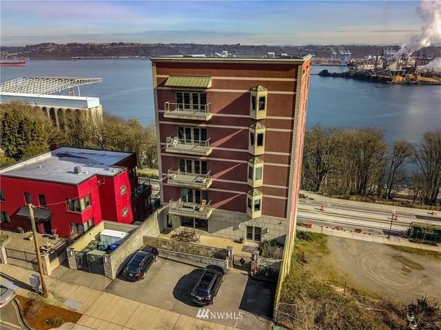 207 Broadway #700, Tacoma, WA 98402 (#1805378) :: Ben Kinney Real Estate Team