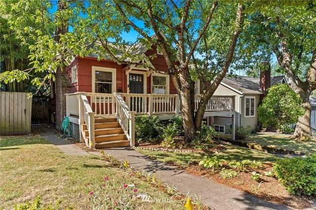 339 NW 50th Street, Seattle, WA 98107 (#1805392) :: Keller Williams Western Realty