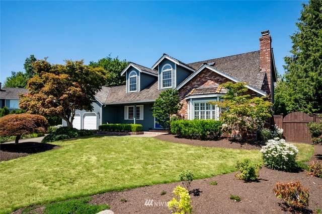 17426 SE 46th Place, Bellevue, WA 98006 (#1805415) :: Keller Williams Western Realty