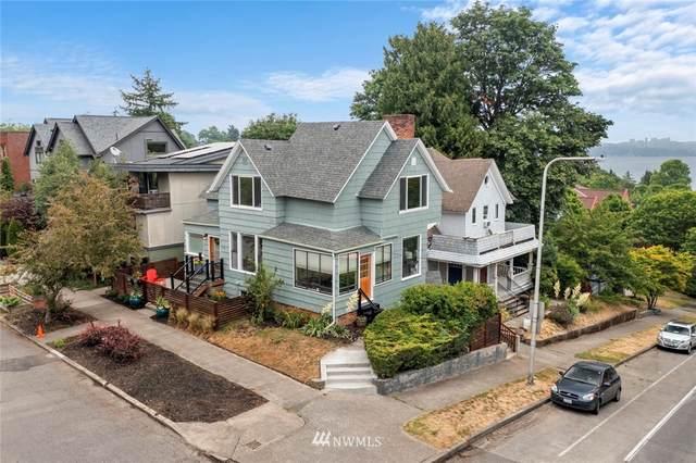 102 30th Avenue, Seattle, WA 98122 (#1805438) :: Keller Williams Realty
