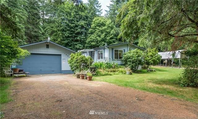 190 Appaloosa Drive, Brinnon, WA 98320 (#1805441) :: Better Properties Real Estate