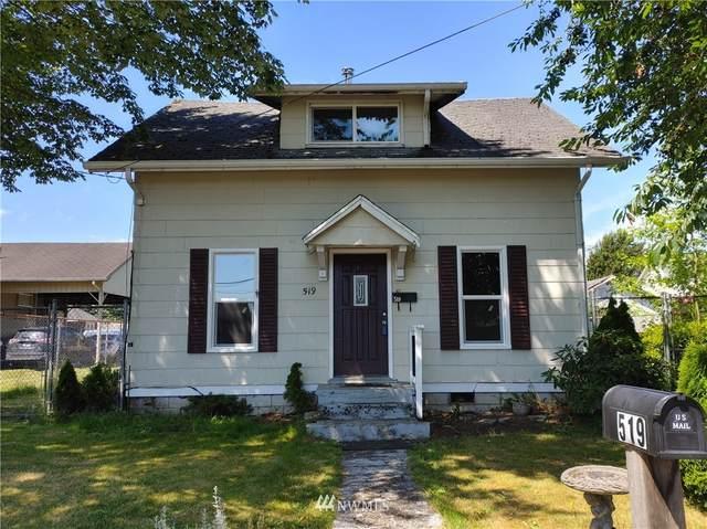 519 S 5th Street, Montesano, WA 98563 (#1805467) :: Alchemy Real Estate
