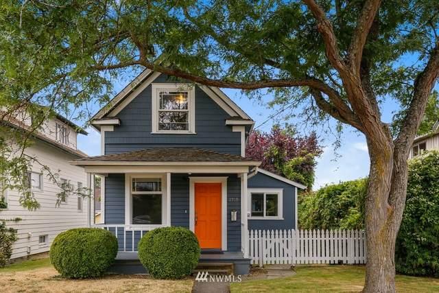 2715 13th Avenue S, Seattle, WA 98144 (#1805497) :: Better Properties Real Estate