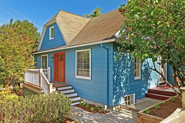 715 NE 60th Street, Seattle, WA 98115 (#1805535) :: Ben Kinney Real Estate Team