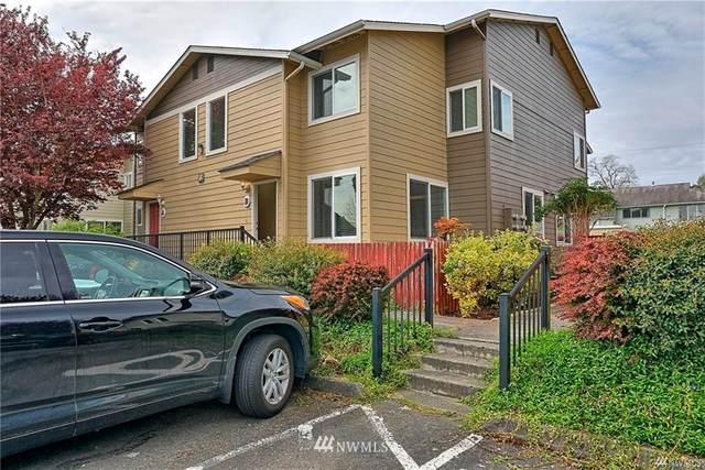 2902 13th Street 3-B, Everett, WA 98201 (#1805725) :: NW Homeseekers