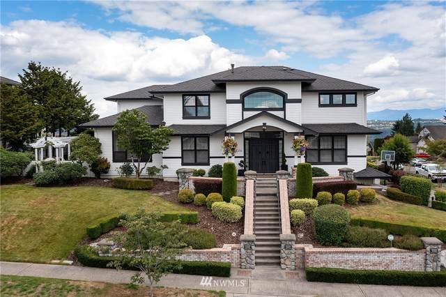 1715 41st Street Pl SE, Puyallup, WA 98372 (#1805757) :: Pickett Street Properties