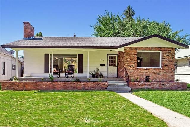 216 Elberta Avenue, Cashmere, WA 98815 (#1805843) :: Ben Kinney Real Estate Team