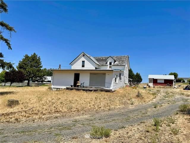 415 NW Blake Street, Wilbur, WA 99185 (#1805888) :: Better Properties Real Estate