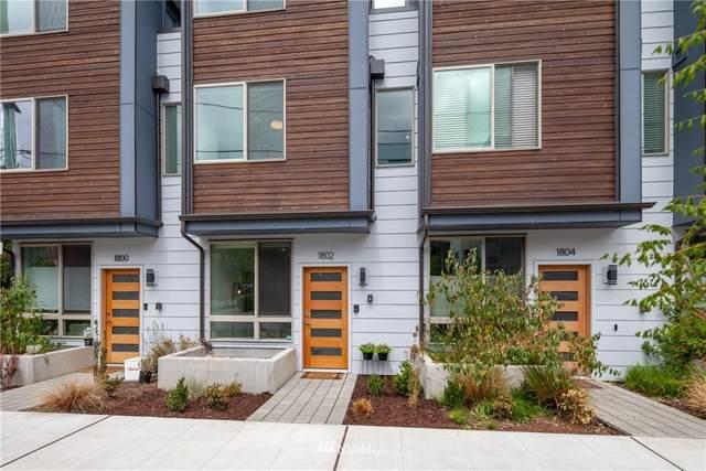1802 S State Street, Seattle, WA 98144 (#1805955) :: Better Properties Real Estate