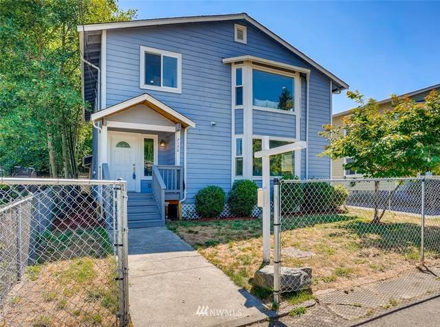 7156 18th Avenue SW, Seattle, WA 98106 (#1806045) :: Better Properties Real Estate