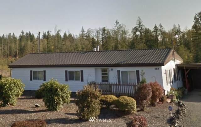 468 Middle Fork Road, Onalaska, WA 98570 (#1806173) :: Better Properties Real Estate