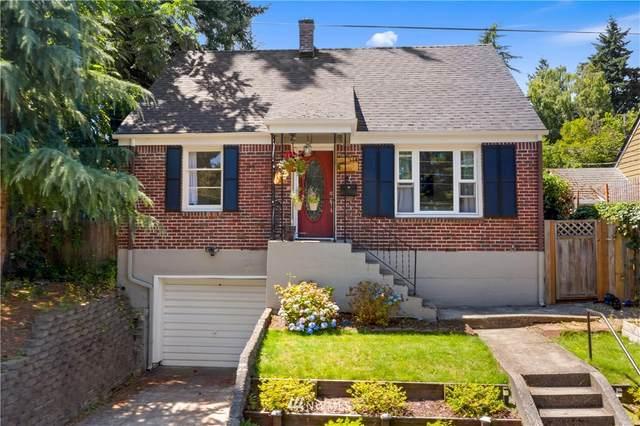 344 Harvard Avenue NE, Fircrest, WA 98466 (#1806254) :: Better Properties Real Estate